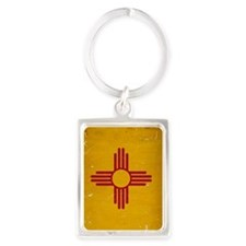 New Mexico VINTAGE Keychains