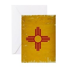 New Mexico VINTAGE Greeting Cards
