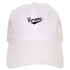 Verona, Retro, Baseball Baseball Cap
