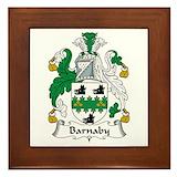 Barnaby Framed Tiles