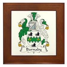 Barnaby Framed Tile