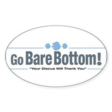 BareBottom10x3A_sticker Decal