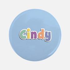 """Cindy Spring14 3.5"""" Button"""