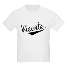Vicente, Retro, T-Shirt