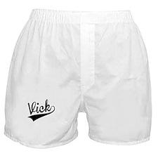 Vick, Retro, Boxer Shorts