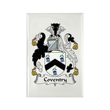 Coventry Rectangle Magnet