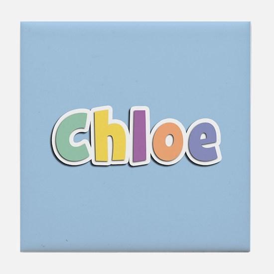 Chloe Spring14 Tile Coaster