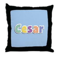 Cesar Spring14 Throw Pillow