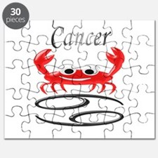 Star Sign Cancer Puzzle