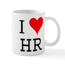 I Love HR Mug
