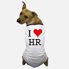 I Love HR Dog T-Shirt