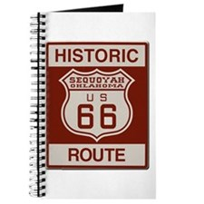 Sequoyah Route 66 Journal