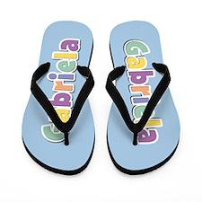 Gabriela Spring14 Flip Flops