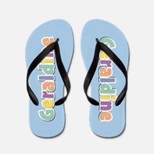 Geraldine Spring14 Flip Flops