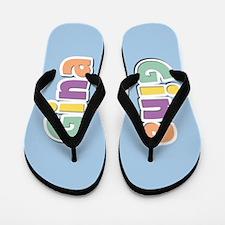 Gina Spring14 Flip Flops