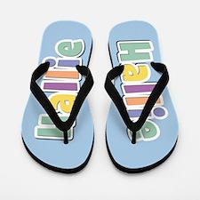 Hallie Spring14 Flip Flops