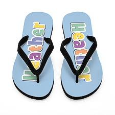 Heather Spring14 Flip Flops