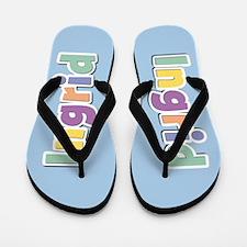 Ingrid Spring14 Flip Flops
