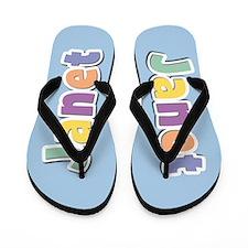 Janet Spring14 Flip Flops