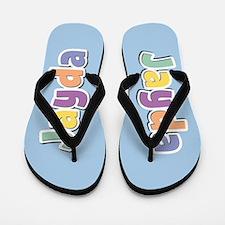 Jayda Spring14 Flip Flops