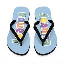 Joanna Spring14 Flip Flops