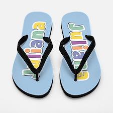 Juliana Spring14 Flip Flops