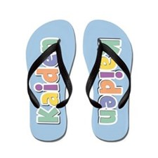 Kaiden Spring14 Flip Flops