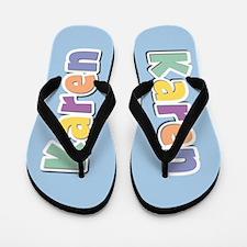 Karen Spring14 Flip Flops