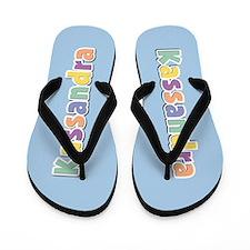 Kassandra Spring14 Flip Flops