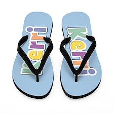 Kerri Spring14 Flip Flops