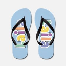 Laila Spring14 Flip Flops
