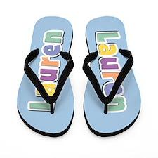 Lauren Spring14 Flip Flops