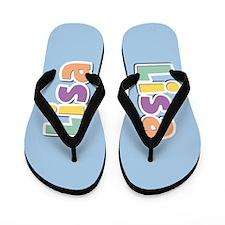 Lisa Spring14 Flip Flops