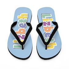 Lizbeth Spring14 Flip Flops