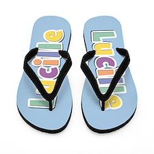 Lucille Spring14 Flip Flops