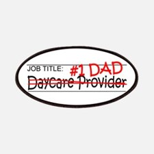 Job Dad Daycare Patches