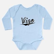 Vigo, Retro, Body Suit
