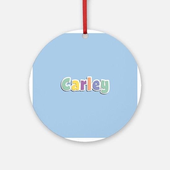 Carley Spring14 Ornament (Round)
