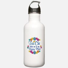 Tai Chi Happy Place Water Bottle