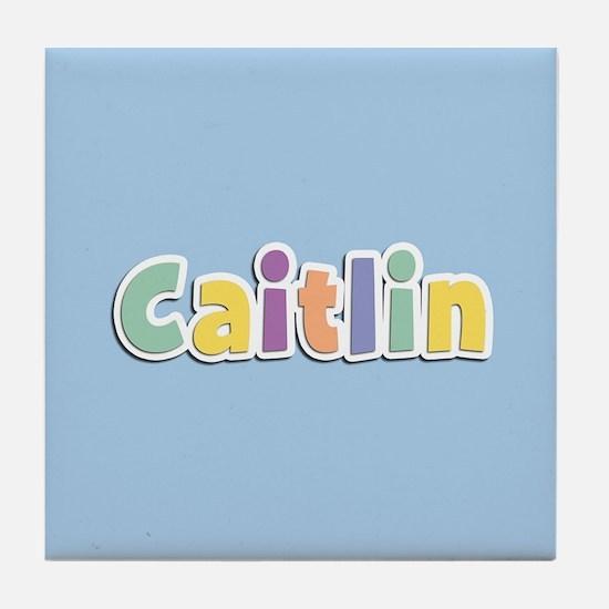 Caitlin Spring14 Tile Coaster