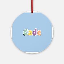 Cade Spring14 Ornament (Round)