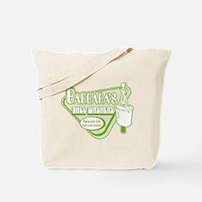 Barbara's Ball Washers (green Tote Bag