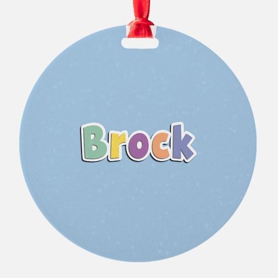 Brock Spring14 Ornament