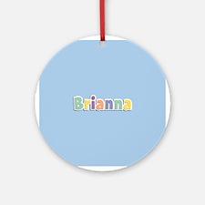 Brianna Spring14 Ornament (Round)