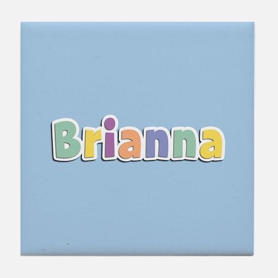 Brianna Spring14 Tile Coaster