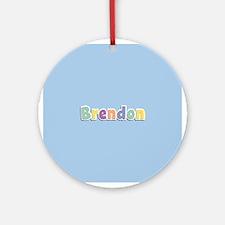 Brendon Spring14 Ornament (Round)