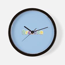 Brendon Spring14 Wall Clock
