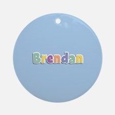 Brendan Spring14 Ornament (Round)