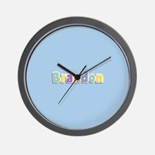 Brandon Spring14 Wall Clock