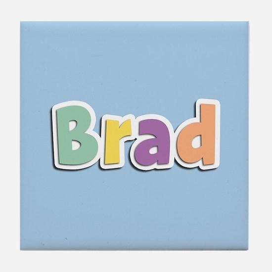 Brad Spring14 Tile Coaster